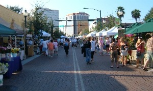 Downtown Sarasota Farmers Market
