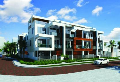 Allure townhomes