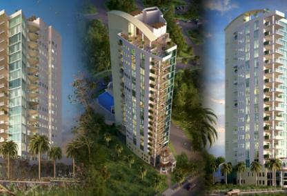 624 Palm Rendering